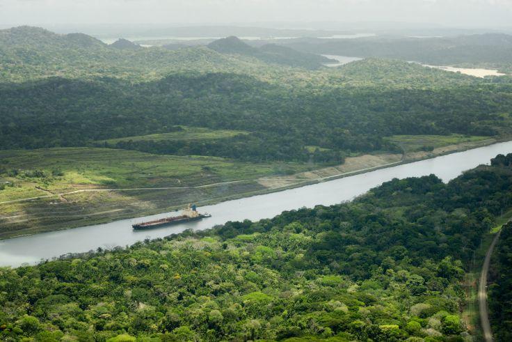 Canal de Paname - Paname