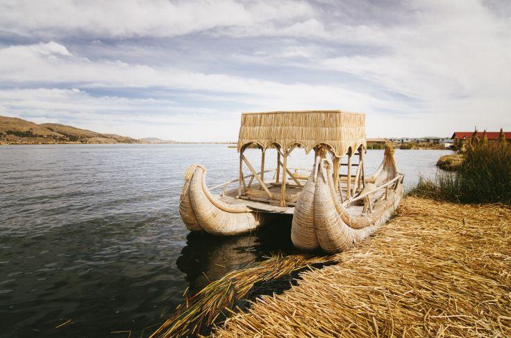 Uros - Puno - Pérou