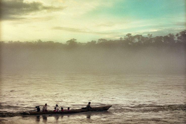 Fleuve Urubamba - Pérou