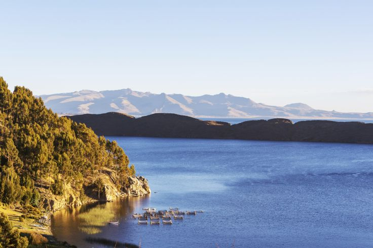 Lac Titicaca - Pérou