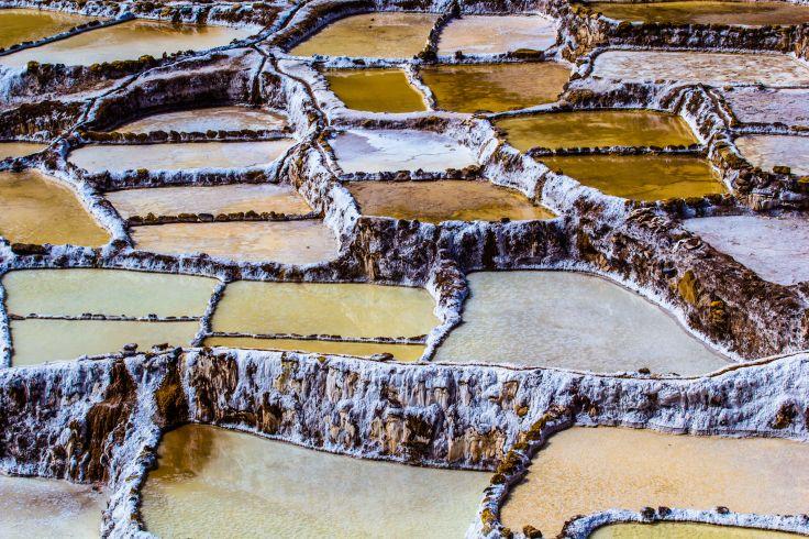 Saline de Maras - Pérou