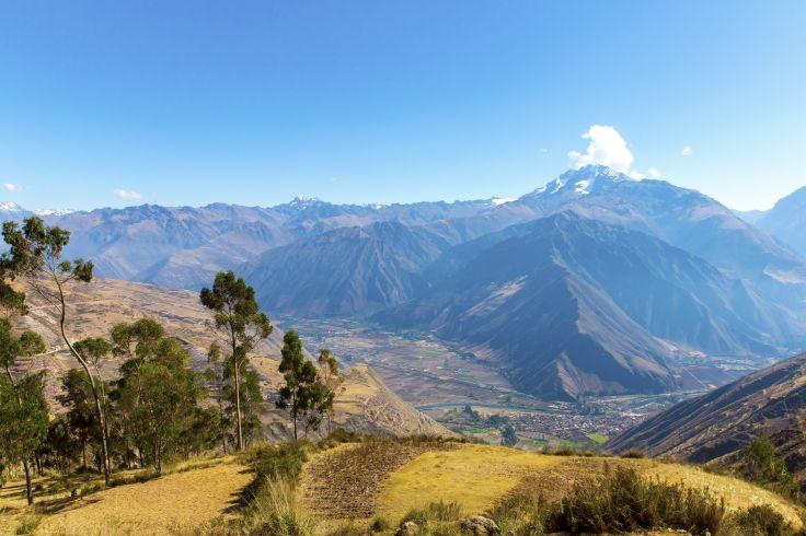 Région d'Ollantaytambo - Pérou
