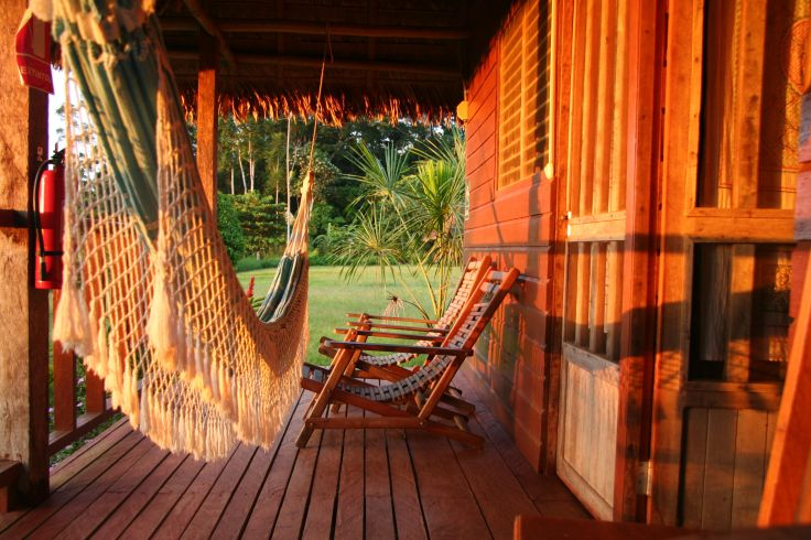 Région de Puerto Maldonado - Amazonie - Pérou