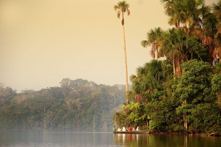 Grandeur Nature - Les Andes, l'Amazonie & les Galapagos