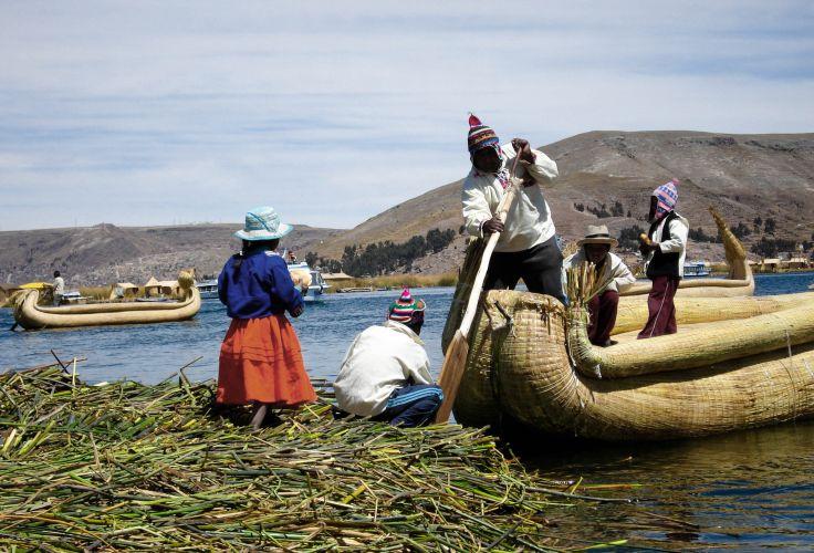 Région de Puno - Pérou