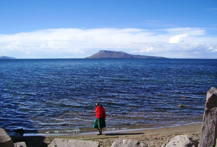 Lac Titicaca - Province de Puno - Pérou