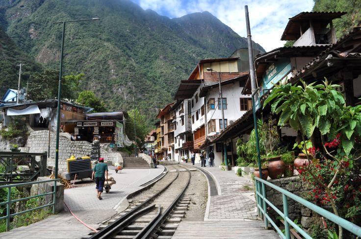Aguas Calientes - Province de Cuzco - Pérou