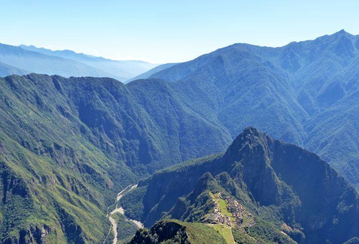Machu Picchu - Vallée sacrée des Incas - Province de Cuzco - Pérou