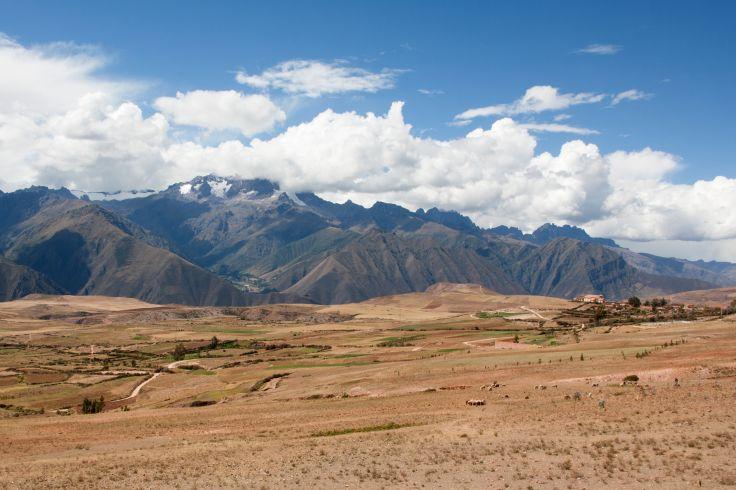 Randonnée entre Moray et Maras - Vallée sacrée des Incas - Province de Cuzco - Pérou