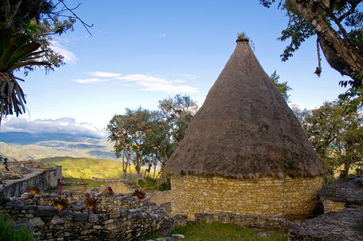 Forteresse de Kuélap - Pérou