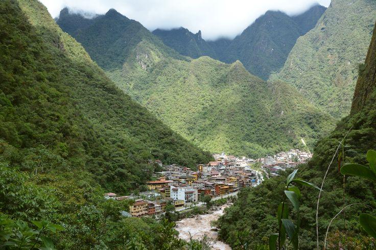 Aguas Calientes - Région de Cuzco - Pérou