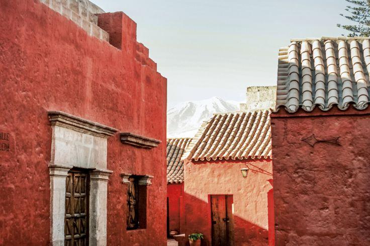 Arequipa -Pérou