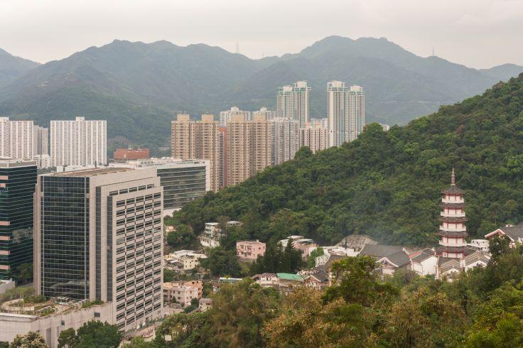 Sha Tin - Hong Kong - Chine