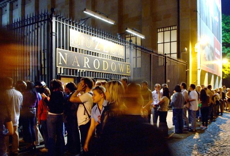 Nuit des musées - Varsovie - Pologne