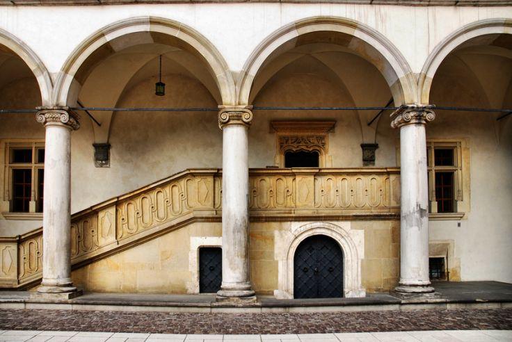 Château royal de Pawel - Cracovie - Pologne