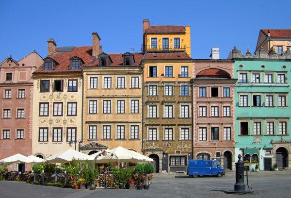 Varsovie - Echappée culturelle & historique