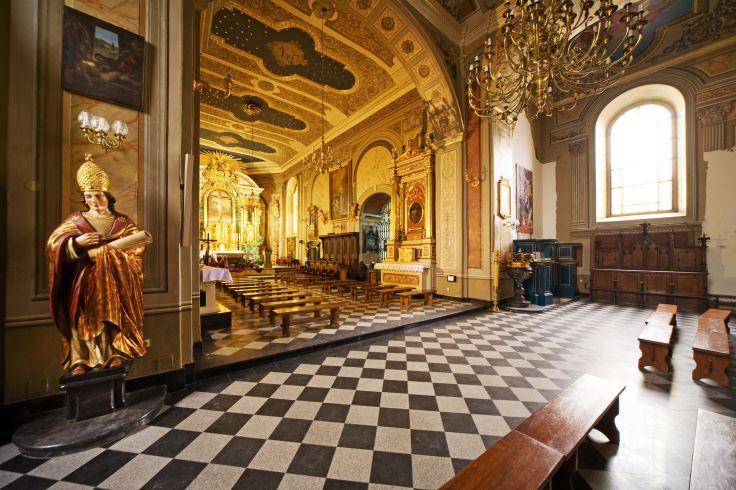 Eglise Saint Clément - Cracovie - Pologne