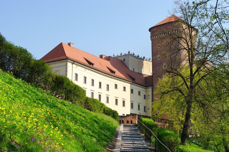 Château de Wawel - Cracovie - Pologne