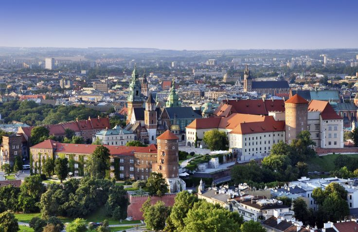 Pologne - Week-end culturel à Cracovie