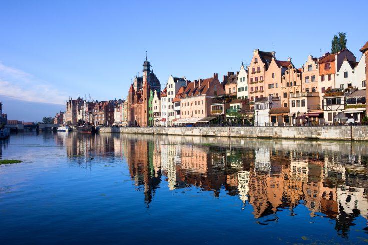 De Cracovie à la Baltique - Villes d'art de Pologne