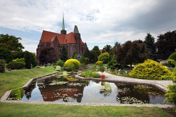 Jardin Botanique - Wroclaw - Basse-Silésie - Pologne