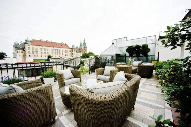 Hotel Copernicus - Cracovie - Pologne