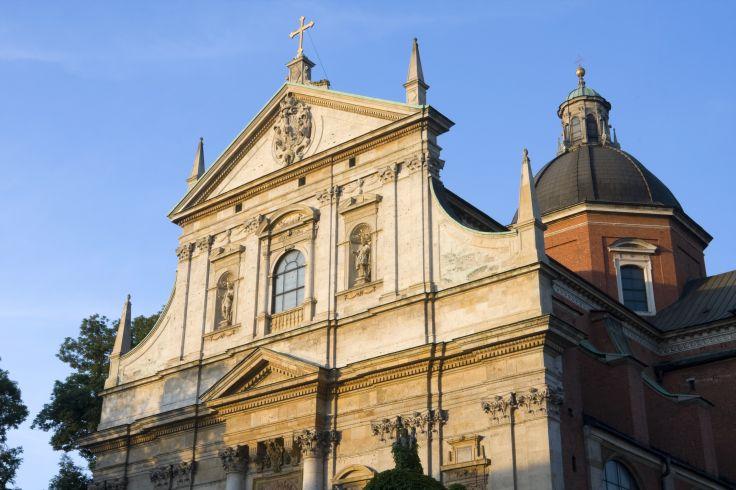 Église Saints-Pierre-et-Paul - Cracovie - Pologne