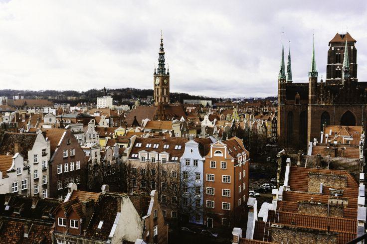 Gdansk - Pologne