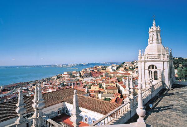 Obidos, Cascais et Sintra - La côte de Lisbonne en famille