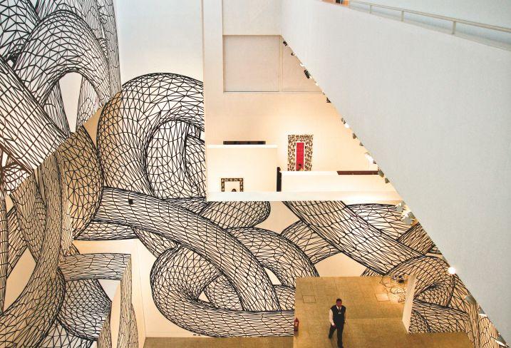 Musée d'Art Contemporain Berardo - Lisbonne - Portugal