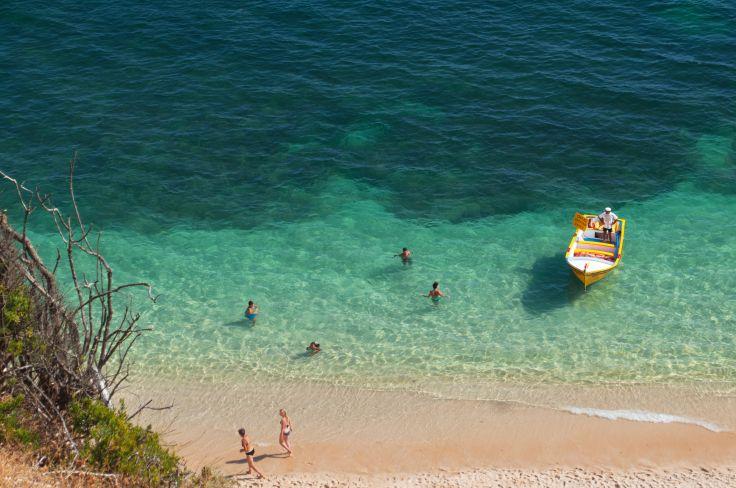 L'Algarve en famille - La plage, mais pas seulement !