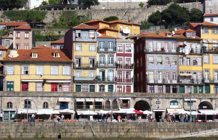 Porto - Vallée du Douro - Portugal