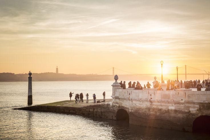 A la Toussaint ou à Pâques - Après Lisbonne, bol d'air à Sintra