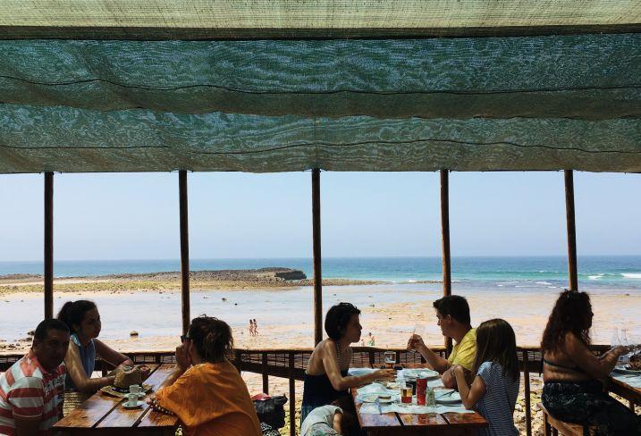 Restaurant A Choupana - Vila Nova de Milfontes - Alentejo - Portugal