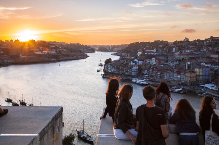 Nouvel An chic à Porto - Table de chef et visites privées