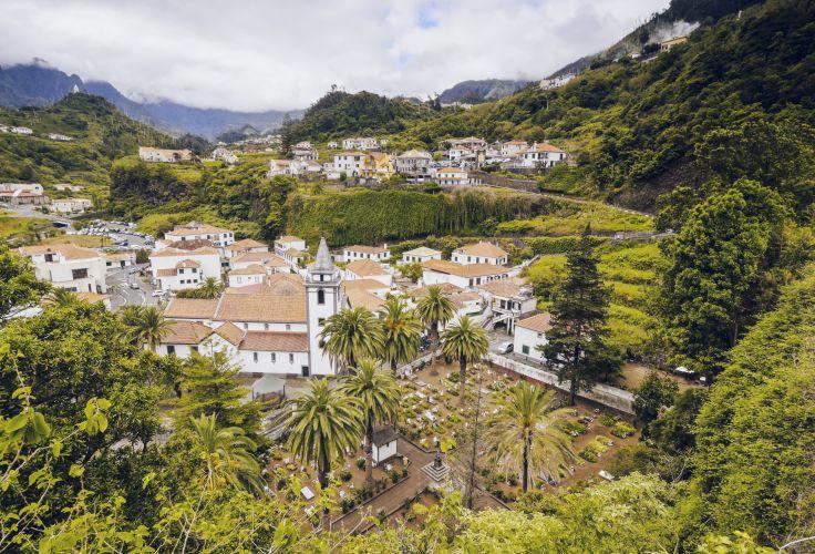 São Vicente - Madère - Portugal