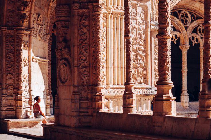 Monastère des Hiéronymites - Lisbonne - Portugal