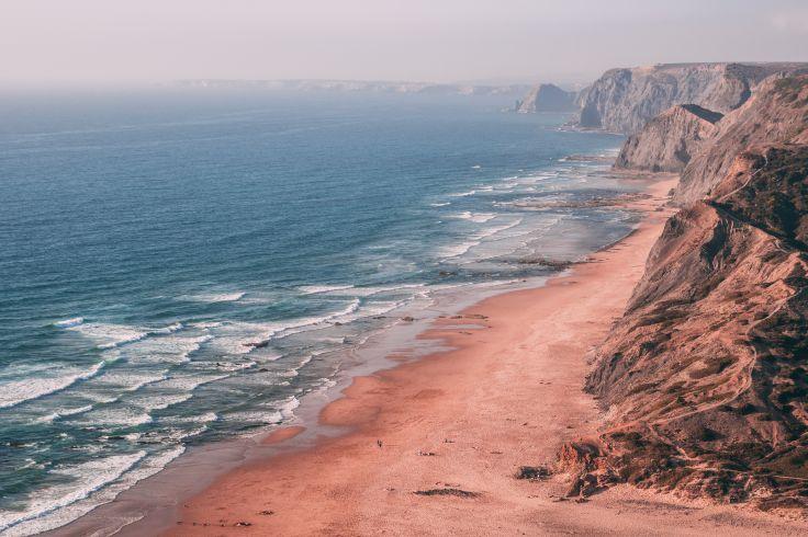 Praia da Cordoama - Portugal