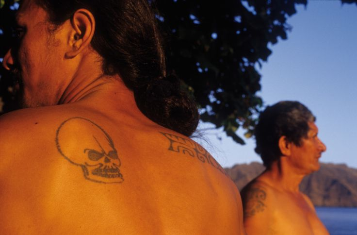 Nuku Hiva - Marquises - Polynésie