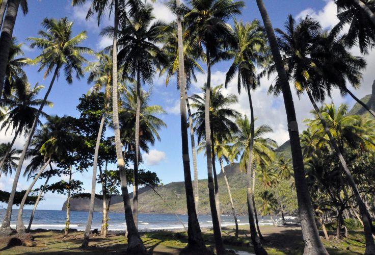 Nuku Hiva - Ile Marchand - Polynésie