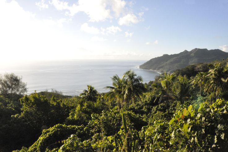 Rurutu - Archipel des Australes - Polynésie