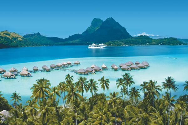 Polynésie - Croisière de légende à bord du Paul Gauguin