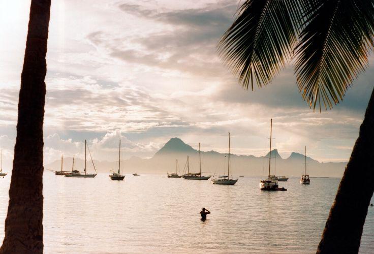 D'île en île - La Polynésie en catamaran