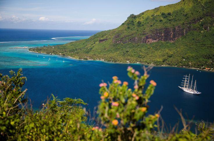 Archipel de la Société - Balade polynésienne d'île en île