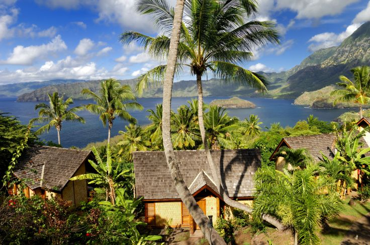Atuona - Polynésie