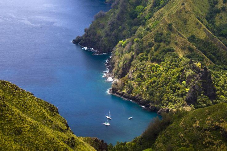 L'Aranui - Les Marquises en cargo