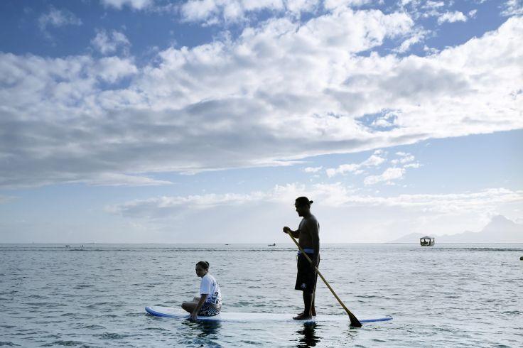 Moorea, Raiatea & Maupiti - Une Polynésie d'initiés