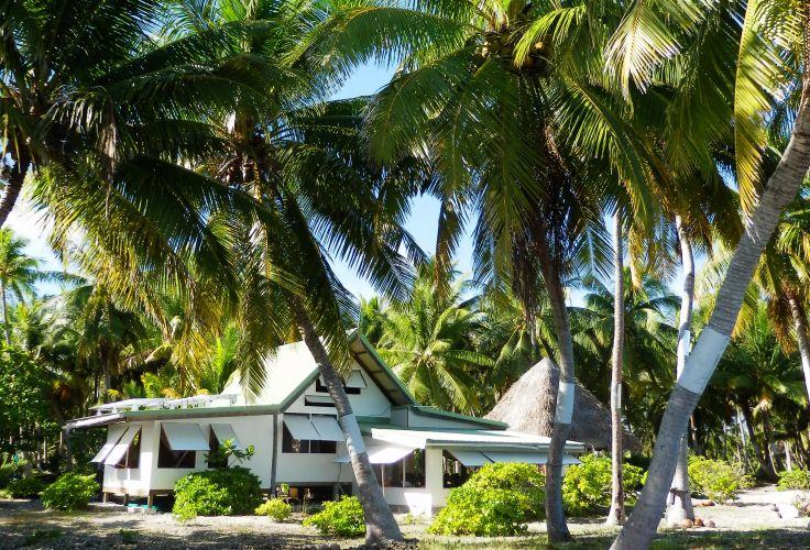 Un rêve de Polynésie -  En motu Robinson à Tikehau