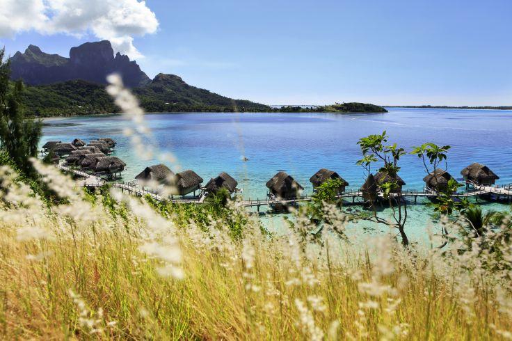 Polynésie - Hôtels d'exception et chambres sur pilotis