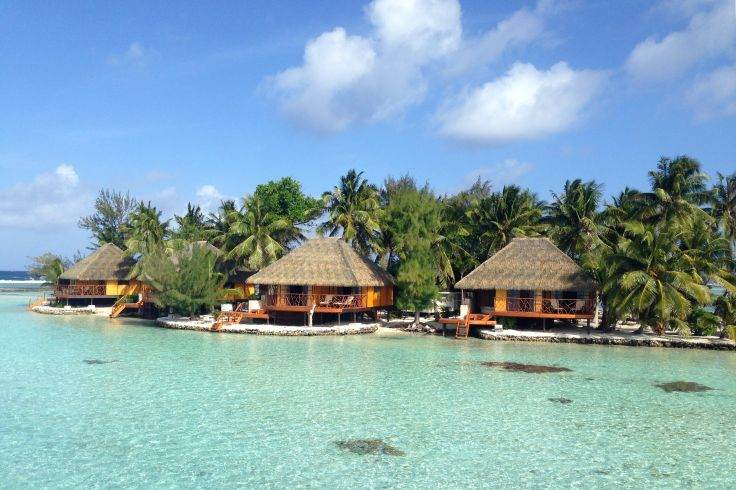 Taha'a - Polynésie